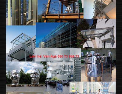 đánh bóng và xử lý bề mặt inox công nghiệp employee photograph
