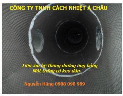 TẤM CAO SU CHỐNG CHÁY TIÊU ÂM ỐNG GIÓ employee photograph